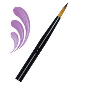 "Majestic #4 Round Brush (1/8"")"