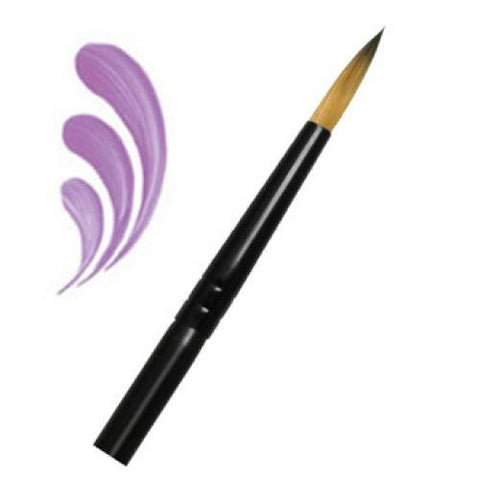 "Majestic #6 Round Brush (1/4"")"