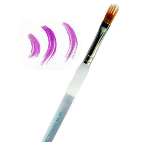 "Aqualon Filbert Wisp Brush (1/4"")"