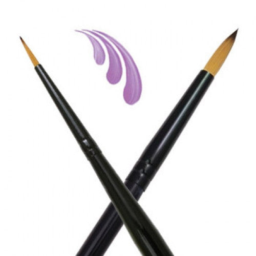 Majestic Face Paint Brush Kit (Small & Medium)