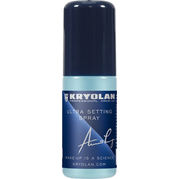 Kryolan Ultra Setting Spray (1.7 oz/50 ml)
