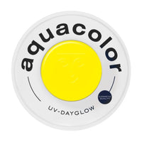 Kryolan Aquacolor Cosmetic Grade UV-Dayglow - Yellow