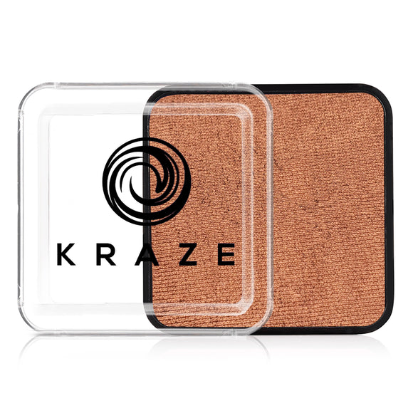 Kraze Square - Metallic Copper (25 gm)