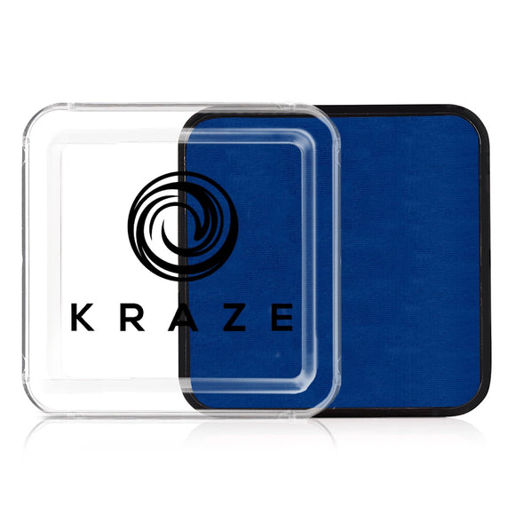 Kraze FX Face Paint - Non Staining - Deep Blue (25 gm)