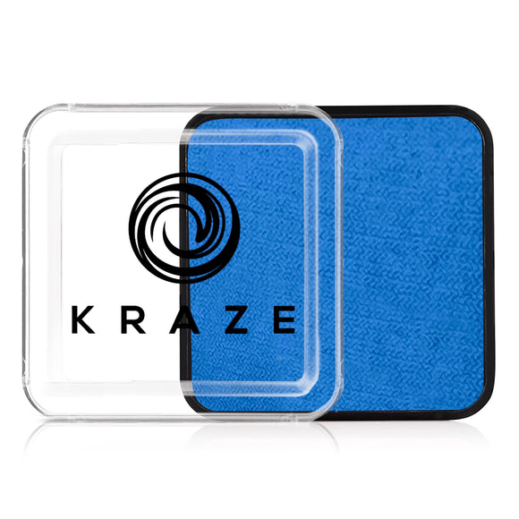 Kraze FX Face Paint - Non Staining - Maya Blue (25 gm)