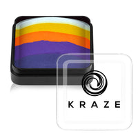 Kraze FX Domed Neon Split Cake - Sunset Dream (25 gm)