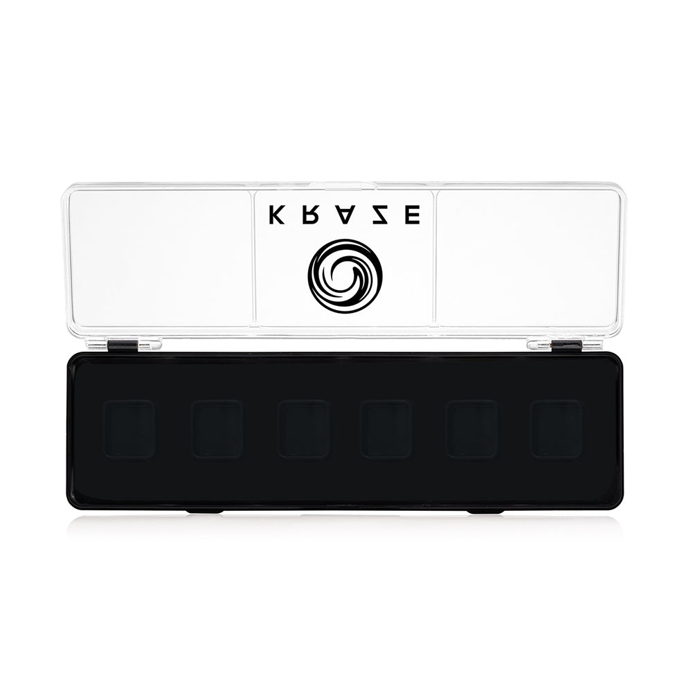 Kraze FX Empty 6 gm Face Paint Palette (6 Colors)