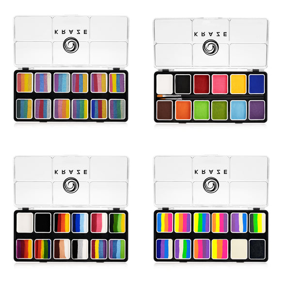 Kraze FX Palette Kit Value Pack (Set of 4)