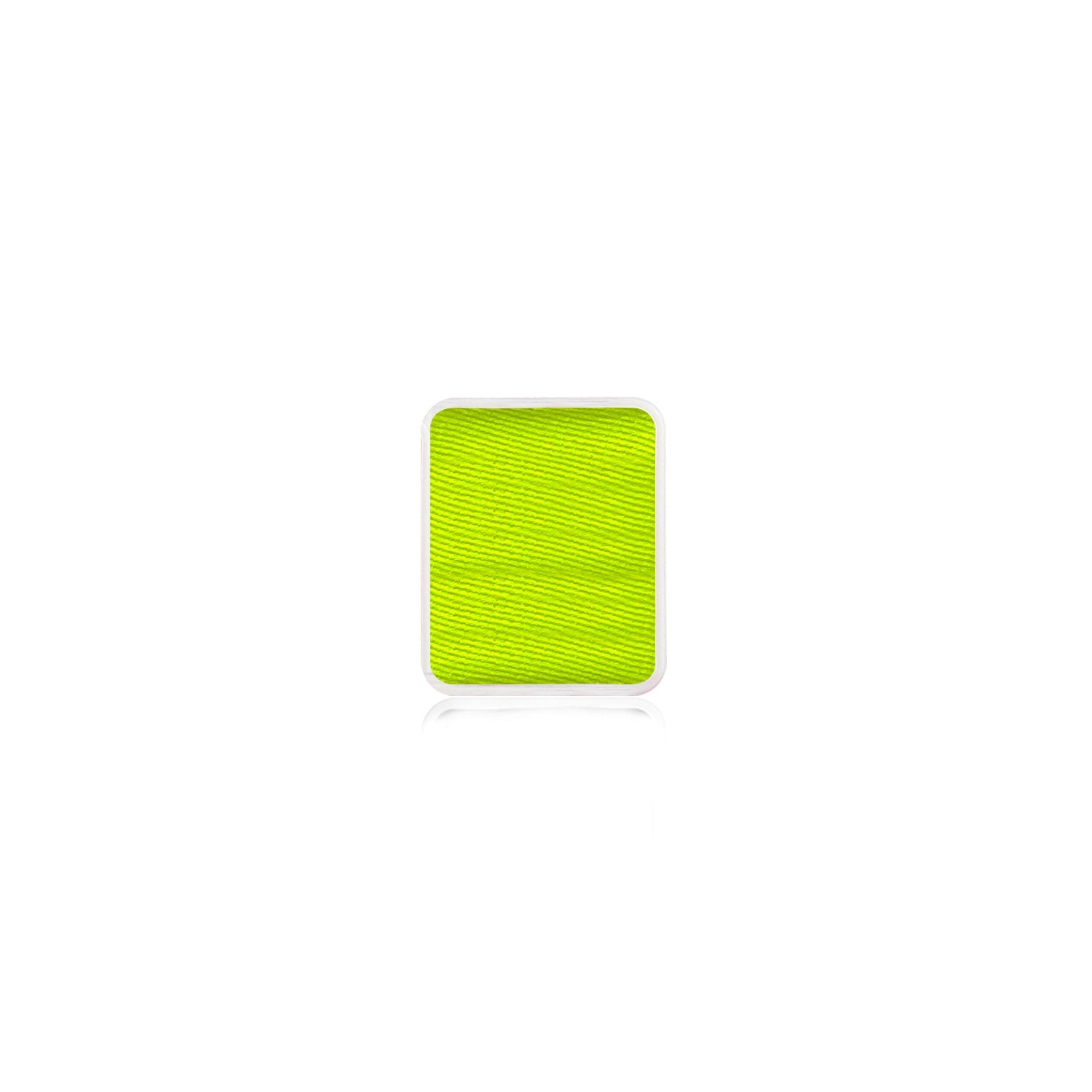Kraze FX Face Paint Palette Refill - Neon Yellow (0.21 oz/6 gm)