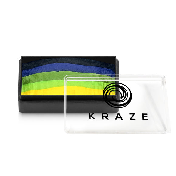 Kraze FX Domed One Stroke Cake - Dragon Dance (25 gm)