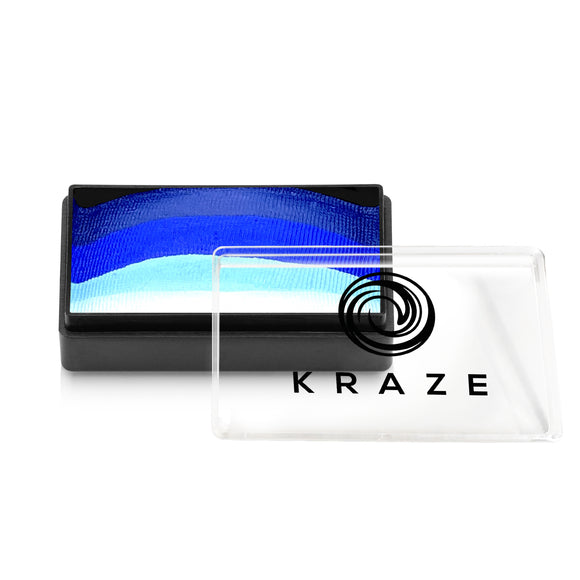 Kraze FX Domed One Stroke Cake - Dark Wave (25 gm)