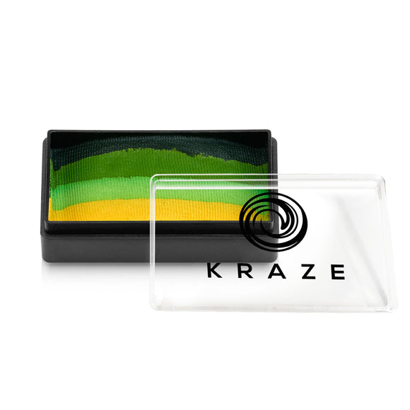 Kraze FX Domed One Stroke Cake - Lush (25 gm)