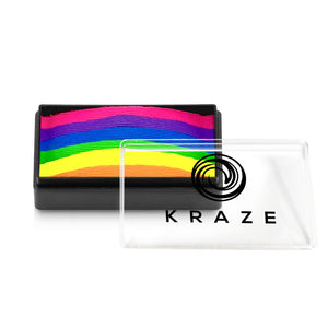 Kraze FX Domed Neon One Stroke Cake - Neon Daze (25 gm)