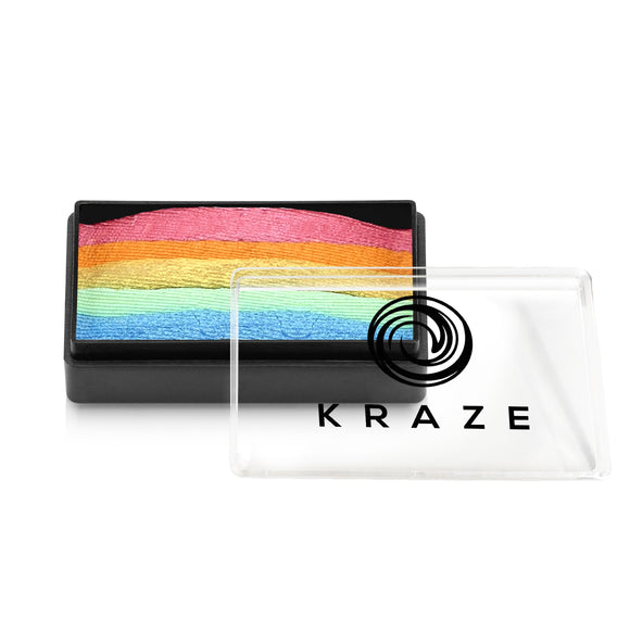 Kraze FX Domed Pearl One Stroke Cake - Sherbet Punch (25 gm)