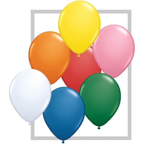 Qualatex Round Balloons - 5