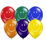 "Qualatex Round Balloons (Assorted Styles) - 5"" (100/bag)"
