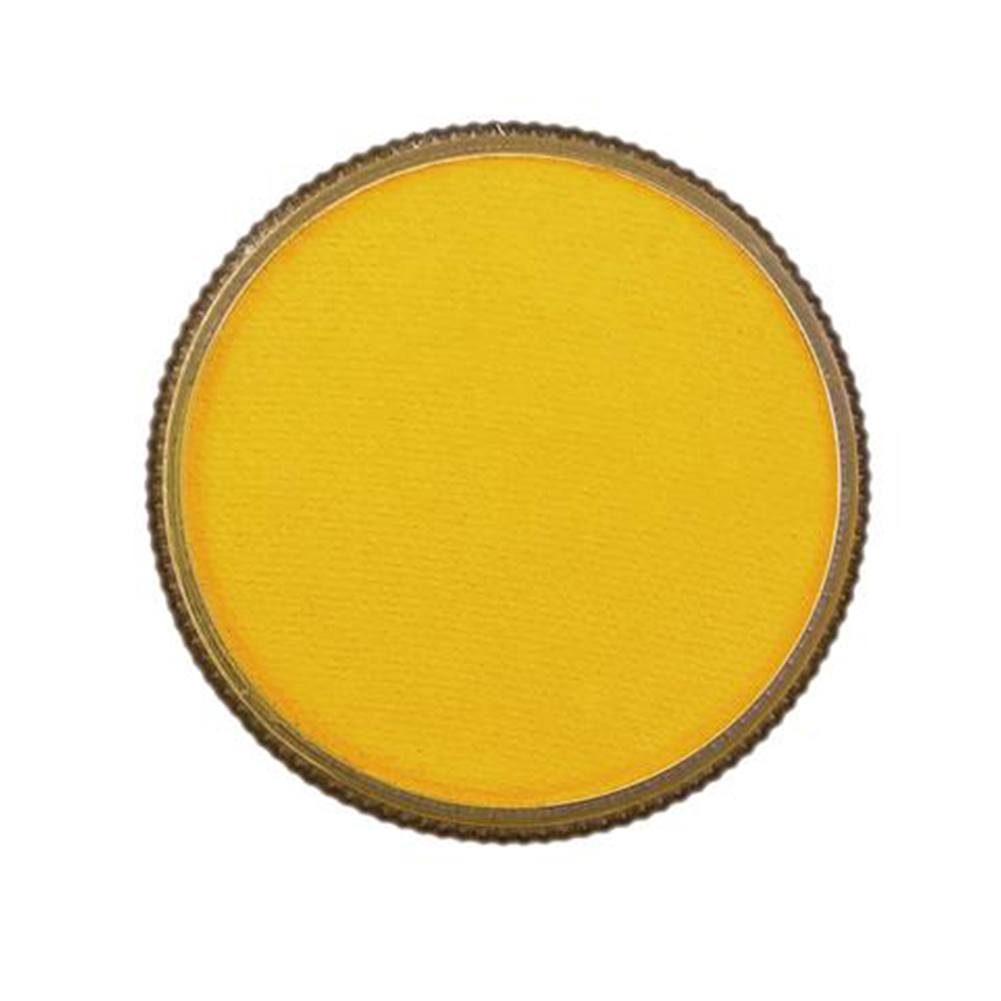 Face Paints Australia Face & Body Paint - Essential Yellow  (30 gm)