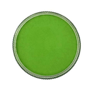 Face Paints Australia Face & Body Paint - Essential Green Lime (30 gm)
