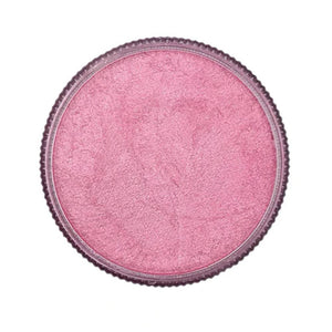 Face Paints Australia Face & Body Paint - Metallix Pink Fairy Floss (30 gm)