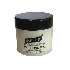Graftobian Modeling Wax - Bone (1 oz)