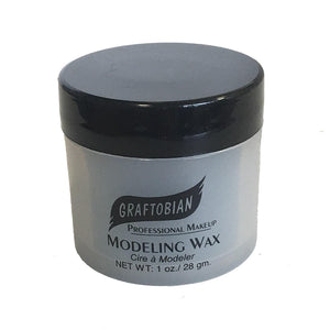 Graftobian Modeling Wax - Blood (1 oz)
