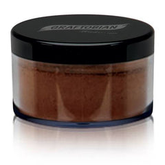 Graftobian HD LuxeCashmere Setting Powder - Chocolate Mousse