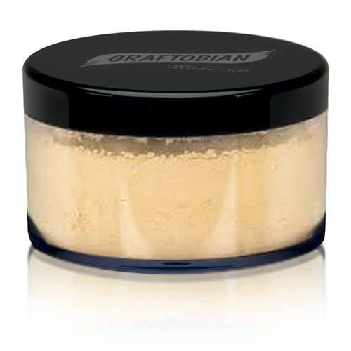Graftobian HD LuxeCashmere Setting Powder - Banana Cream Pie