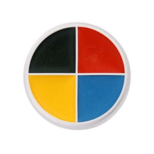 Ben Nye Color Makeup Wheels - Character (4 Colors)