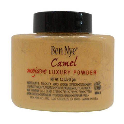 Ben Nye - Mojave Luxury Powder - Camel
