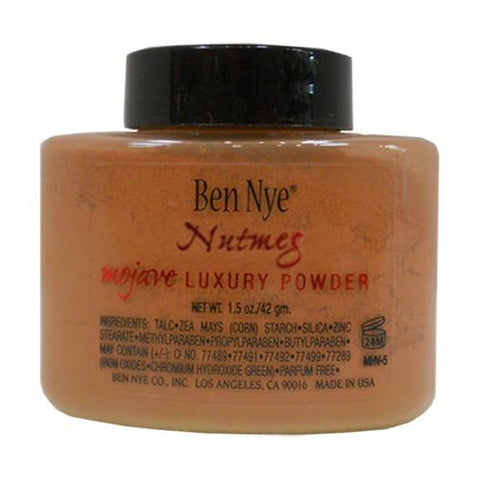 Ben Nye - Mojave Luxury Powder - Nutmeg