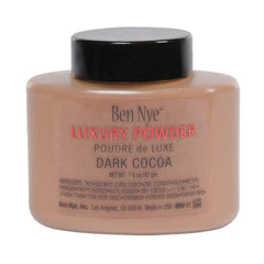 Ben Nye Mojave Luxury Powder (Dark Cocoa) - 1.5 oz/42 gm