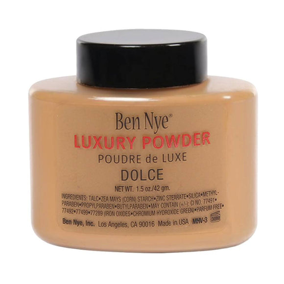 Ben Nye Mojave Luxury Powder  (Dolce) - 1.5 oz/42 gm