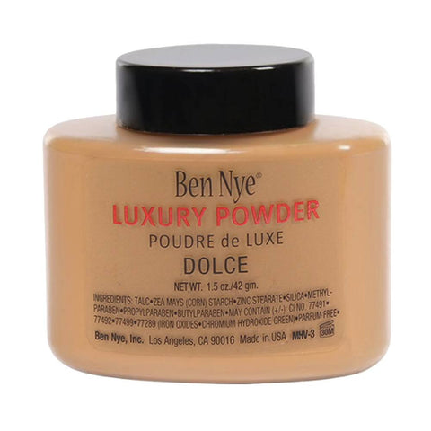 Ben Nye Mojave Luxury Powder - Dolce