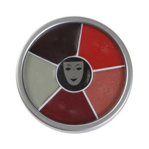Kryolan Burn & Injury Wheel 1307