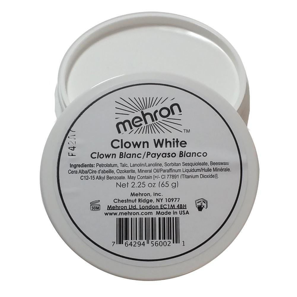 Mehron Clown White Makeup