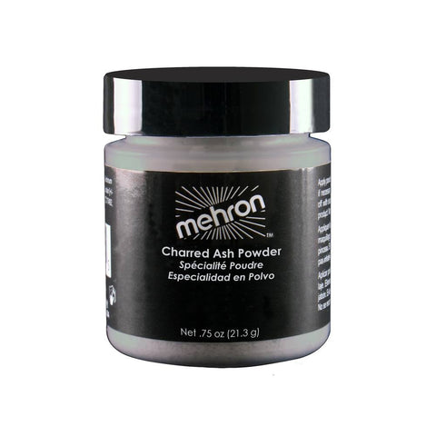 Mehron Special Makeup Effects Powder - Charred Ash