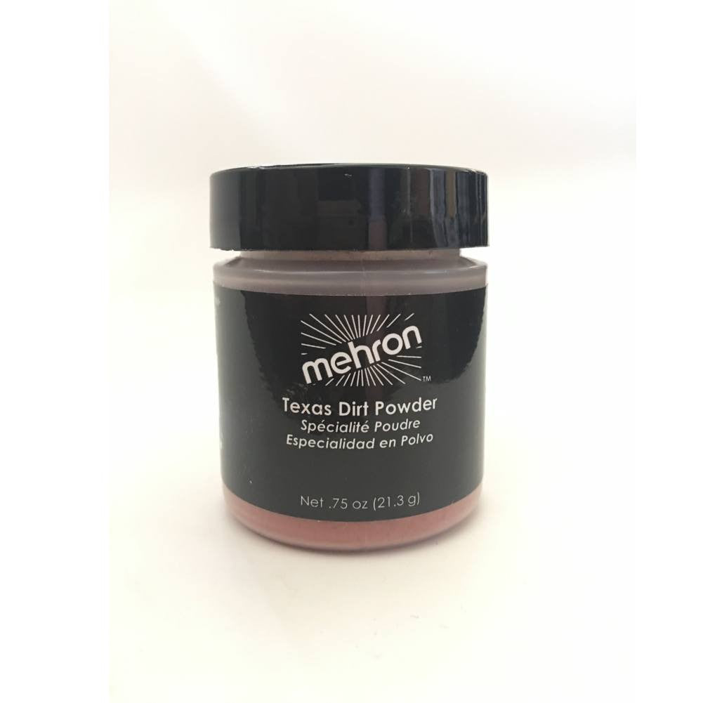 Mehron Texas Dirt Special Effects Makeup Powder