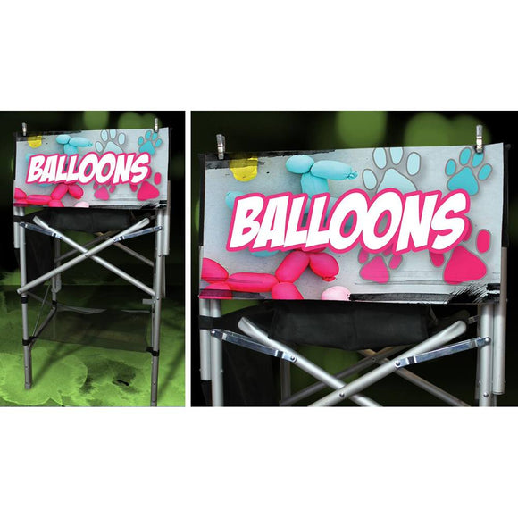 Next In Line Balloons Mini Mat (12