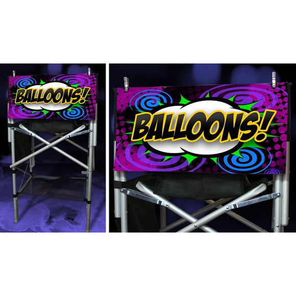 Next In Line Comics V.2 Balloons Mini Mat (12