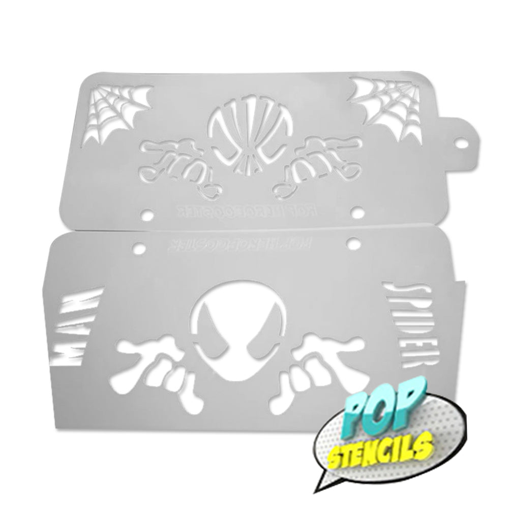 Pop Face Painting Stencil - Spidey Set #230