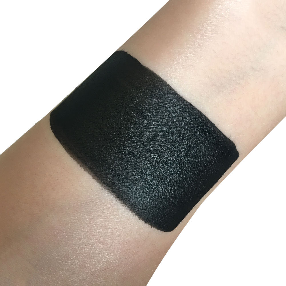 PartyXplosion Aqua Face Paint - Black