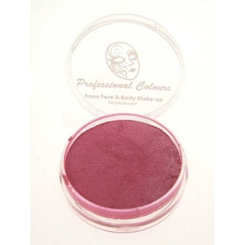 PartyXplosion Pink Aqua Face Paints - Pearl Fuchsia
