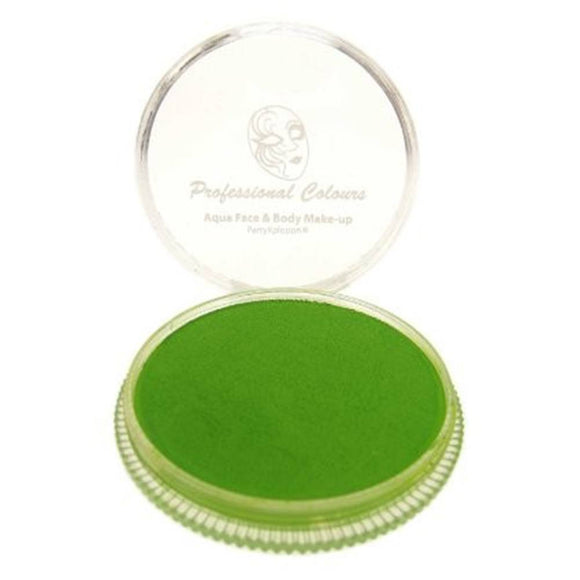 PartyXplosion Green Aqua Face Paints - Light Green (30 gm)