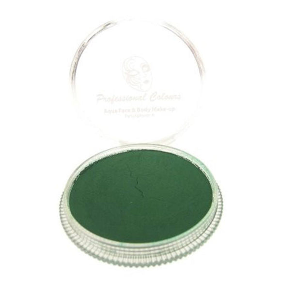 PartyXplosion Aqua Face Paint - Green