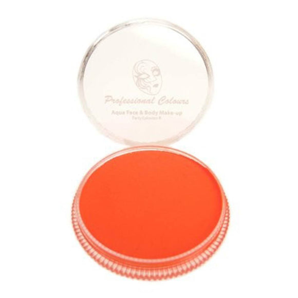 PartyXplosion Orange Special FX Paints - Neon Orange