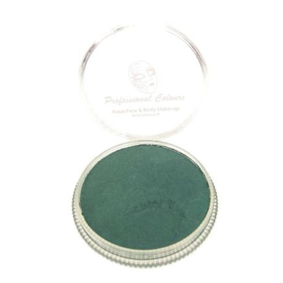 PartyXplosion Green Aqua Face Paints - Swamp Green (30 gm)