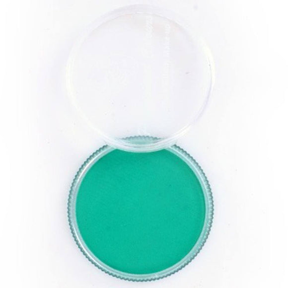 PartyXplosion Green Aqua Face Paints - Emerald Green (30 gm)