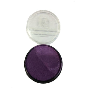 PartyXplosion Purple Aqua Face Paints - Pearl Gothic Plum