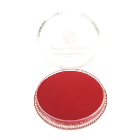 PartyXplosion Aqua Face Paint - Ruby Red (30 gm)