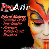 ProAiir Hybrid Fluorescent Makeup - Green (2.1 oz/60 ml)